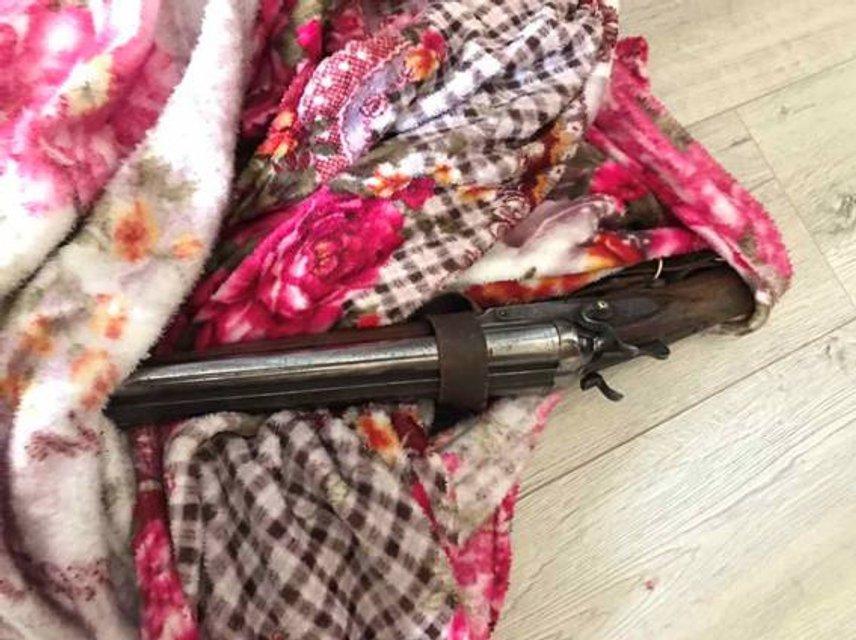 КОРД задержал вооруженного мужчину, угрожавшего взорвать многоэтажный дом - фото 34268
