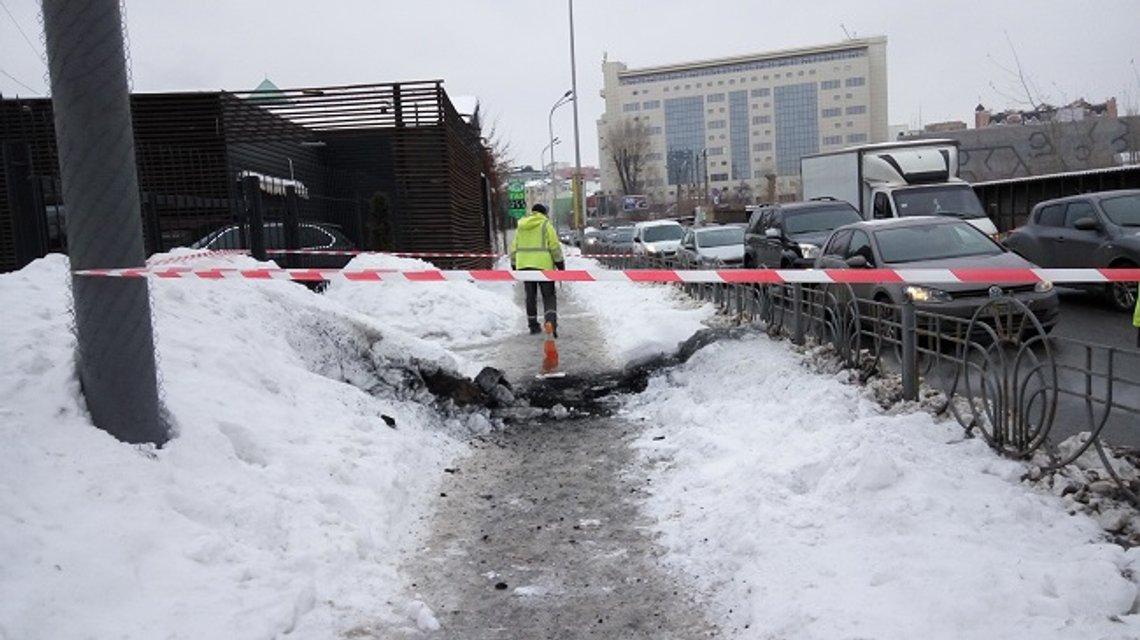 В центре Киева прогремел подземный взрыв - фото 34369