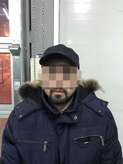 """СБУ задержала наркокурьеров с """"антикоррупционными"""" удостоверениями - фото 35166"""