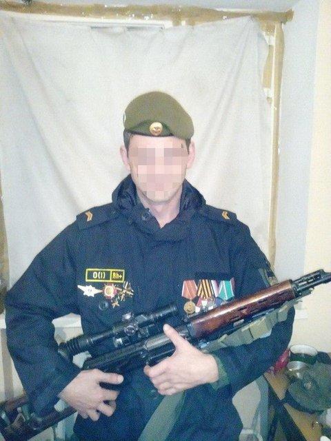 СБУ задержала боевика, награжденного главарями «ДНР»  - фото 32906