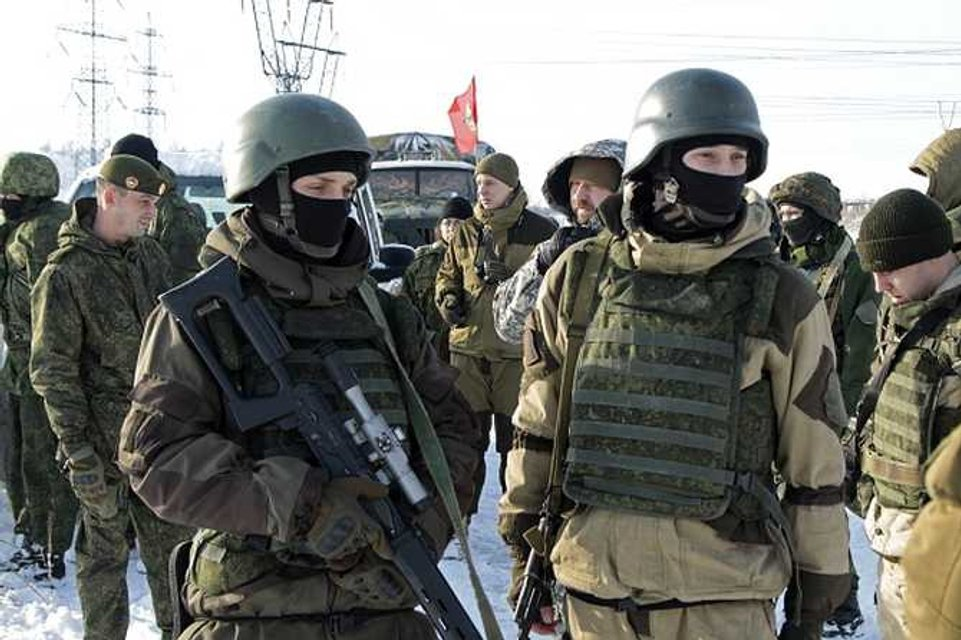 Россияне готовы убивать - фото 32810