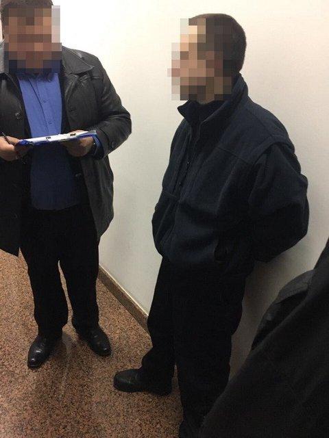 Глава отдела патрульной полиции Харькова попался на взятке - фото 36270