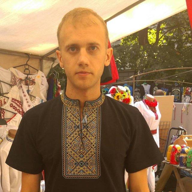 Чемпіон світу з шашок Юрій Анікєєв: Я був у чорній вишиванці, вони ще моєї білої не бачили - фото 32839