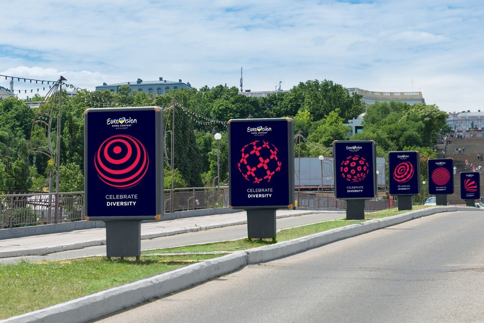 Ожерелье-логотип Евровидения оказался конструктором из отдельных бусин - ФОТО - фото 32848