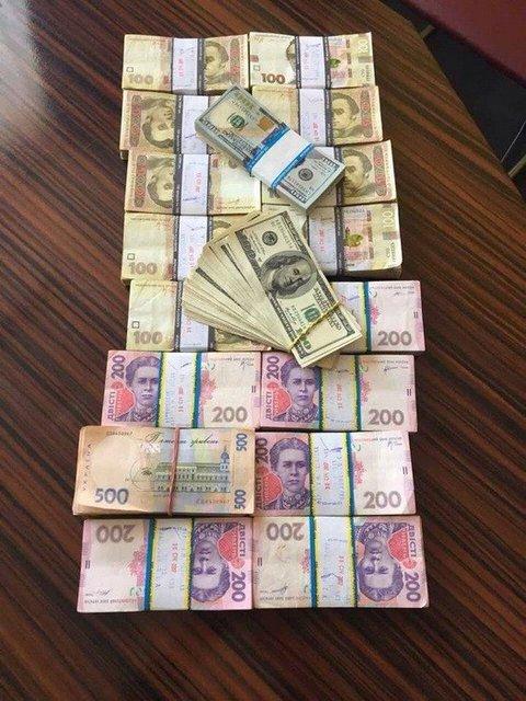 Полковник ГСЧС попался на взятке в 820 тысяч гривен  - фото 32709