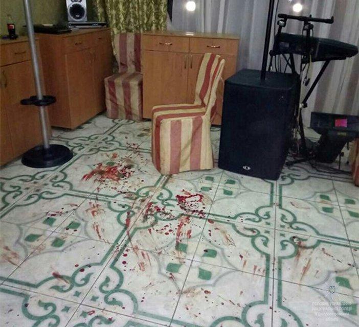 В Днепре произошла стрельба в кафе, ранены три человека - фото 35865