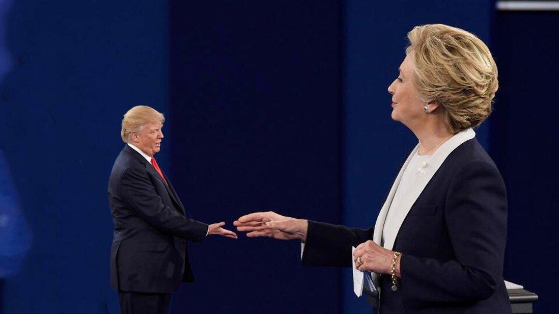 Кроха Трамп. Социальные сети захватывает новый мем - фото 35329