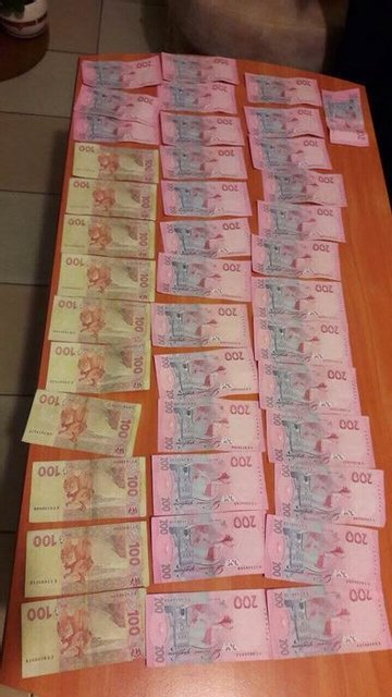 В Запорожской области СБУ задержала полицейского-взяточника - фото 35138