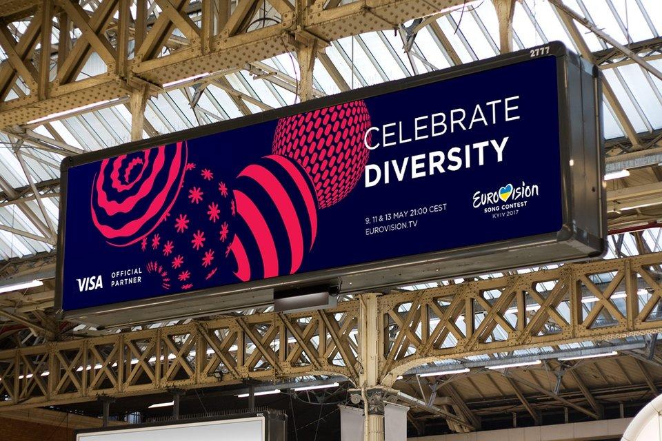 Ожерелье-логотип Евровидения оказался конструктором из отдельных бусин - ФОТО - фото 32851