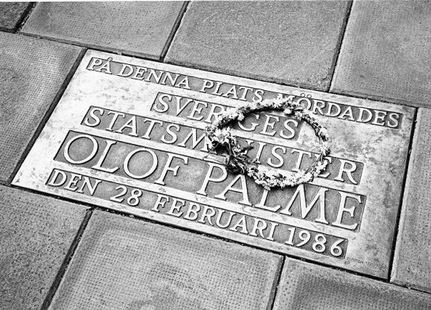Социализм с подставленной щекой. Почему убийство Улофа Пальме никогда не будет раскрыто - фото 36361