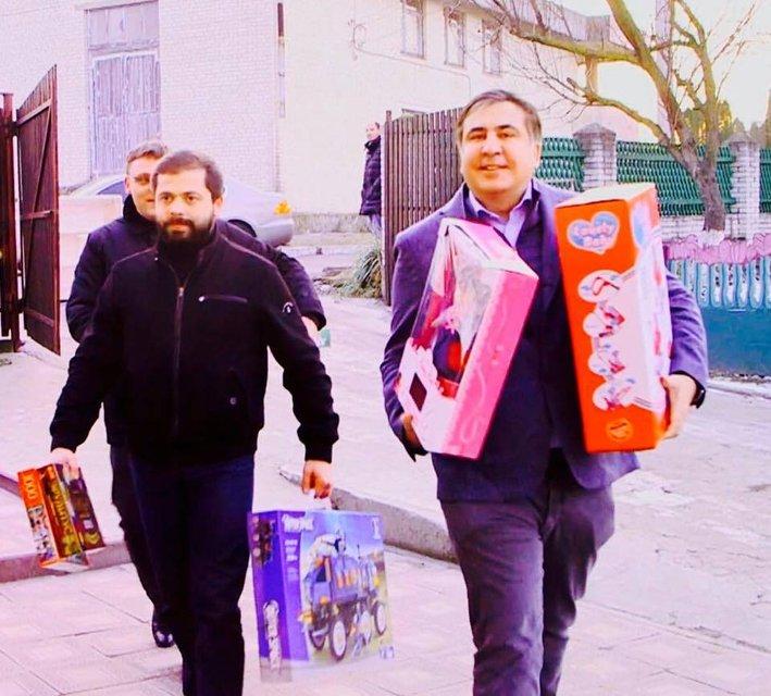 Рух на месте. Почему от проекта Саакашвили пока мало толку - фото 34532