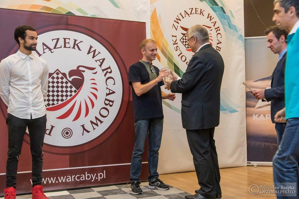 Чемпіон світу з шашок Юрій Анікєєв: Я був у чорній вишиванці, вони ще моєї білої не бачили - фото 32841