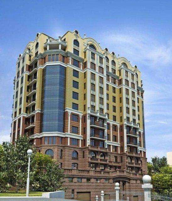 Жене соратника Яценюка подарили элитные квартиры в центре Киева - фото 34209