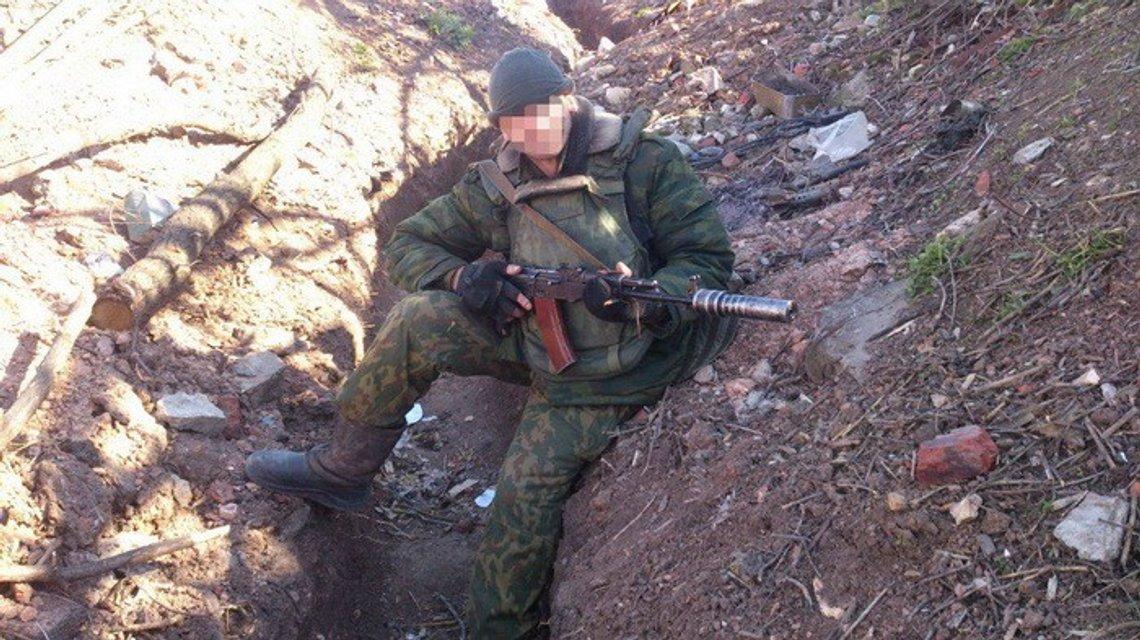СБУ задержала боевика, награжденного главарями «ДНР»  - фото 32907