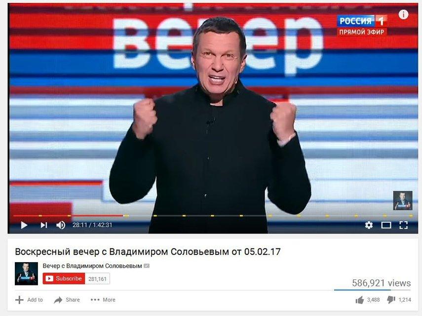 Кремлевское ТВ vs Украина: откровенные призывы к насилию - фото 35432