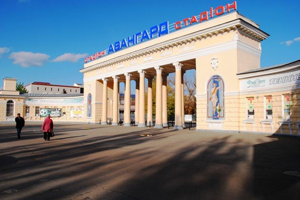 С барского плеча. Плотницкий выделил деньги на строительство в Луганске скейт-парка - фото 32677