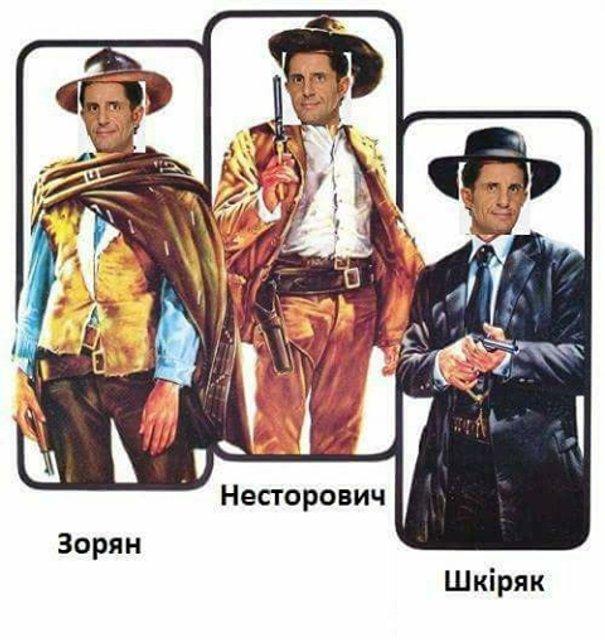 Топ-10 мемов февраля. Ждун против Зоряна, Шкиряка и Гончаренко - фото 34385