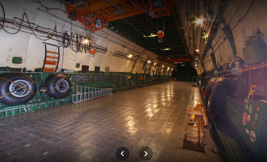 """""""Антонов"""" создал 3-D тур по самому большому в мире самолету - фото 35618"""