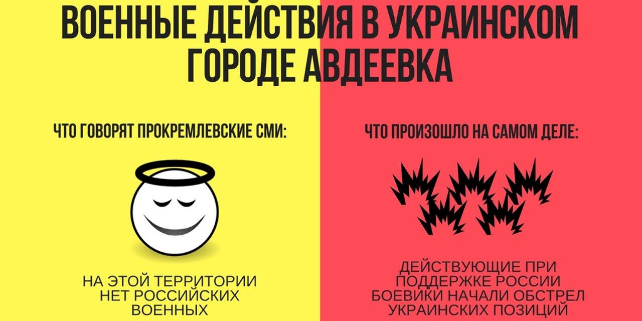 Обзор дезинформации. Как российская пропаганда врала про Авдеевку и роль Ангелы Меркель - фото 34659