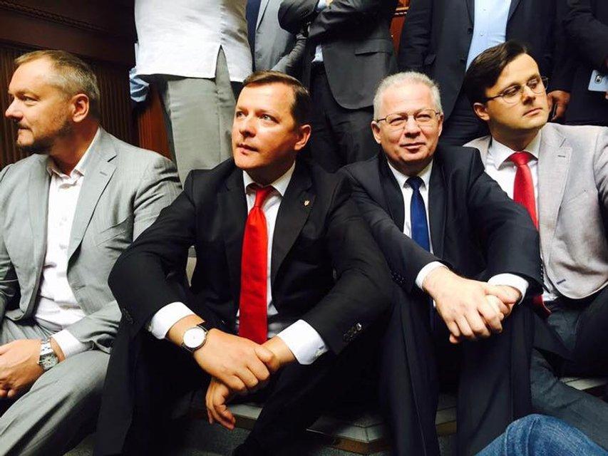 Радикальный скандал: что известно про мирный план и компромат депутата Артеменко - фото 35197