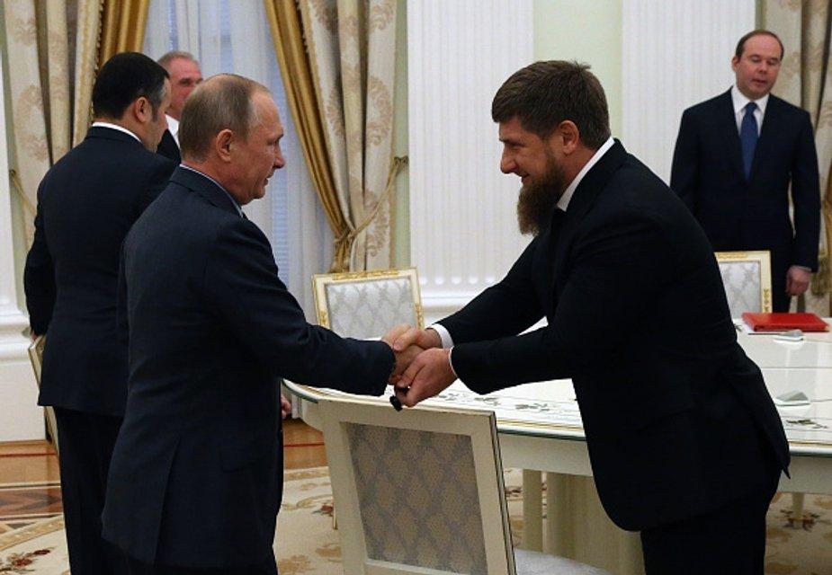 Чеченский бумеранг: Как имперская политика аукнулась России - фото 35726