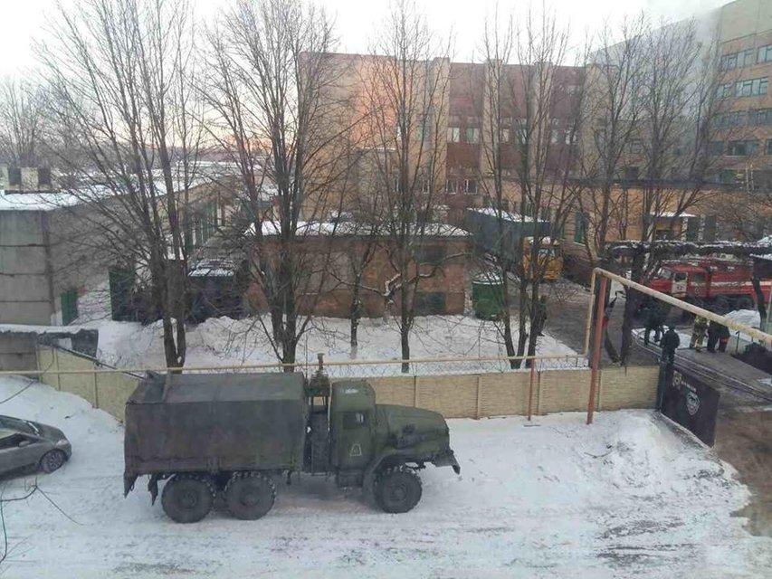 В оккупированной Макеевке убит боевик «Гиви» - фото 33517