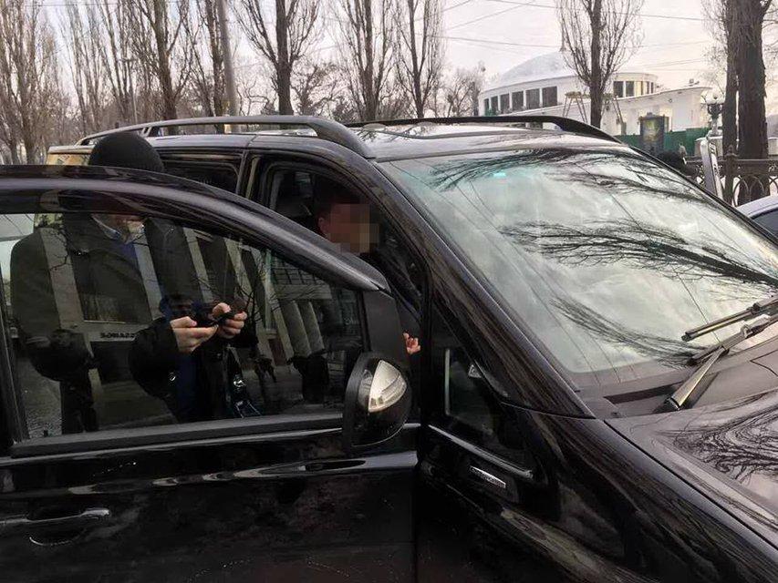 СБУ рассказала подробности задержания главы Фонда соцзащиты инвалидов - фото 34852