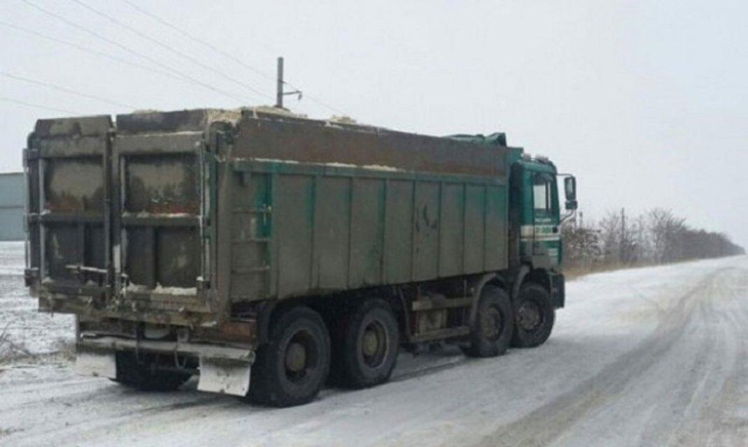 В Запорожской области иномарка столкнулась с грузовиком, двое человек ранено, один погиб - фото 34004