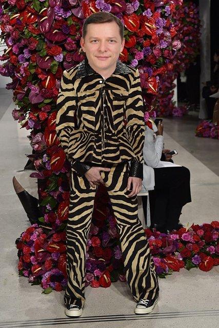 Модный приговор. Ляшко потребовал отправить дизайнера и его модель в АТО - фото 33192