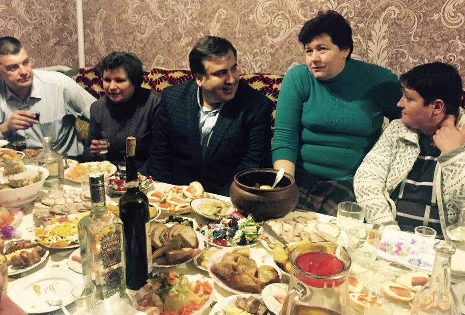Рух на месте. Почему от проекта Саакашвили пока мало толку - фото 34531
