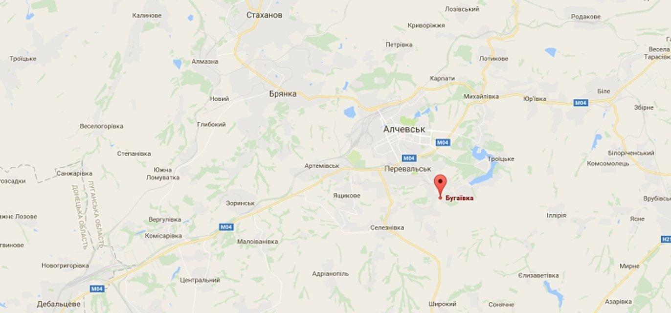 """Bellingcat обнаружили базу с танками """"ЛНР"""" в зоне отвода вооружения - фото 38790"""