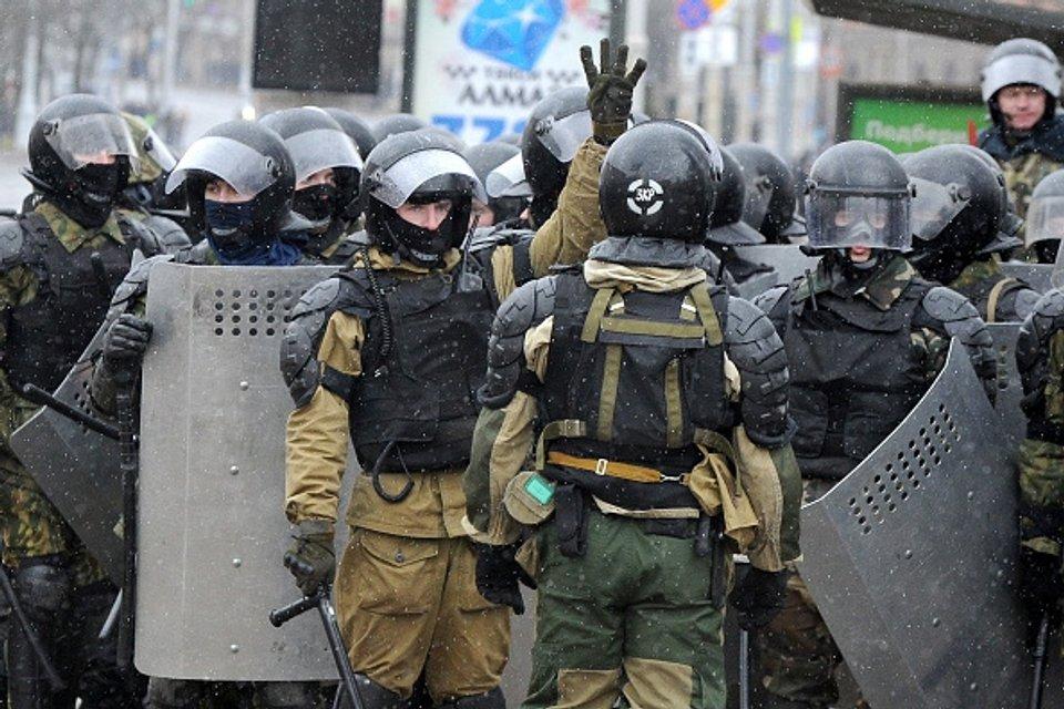 Мінськ, 25 березня - фото 39888