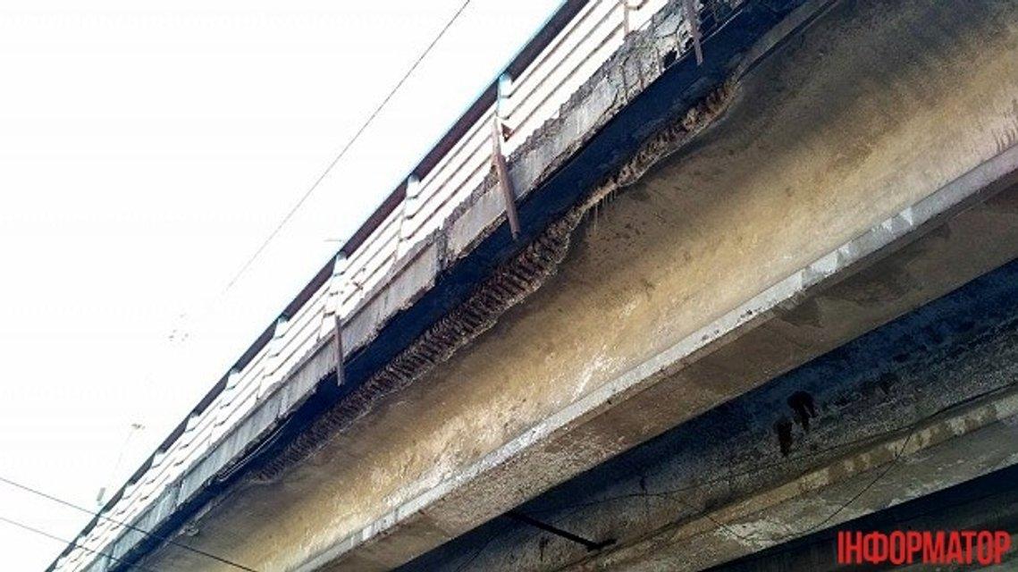 В Киеве рушится еще один мост - фото 40378