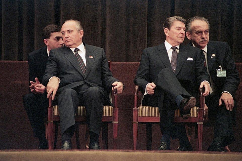 Ліберал з подвійним дном. Три міфи про Михайла Горбачова - фото 36789
