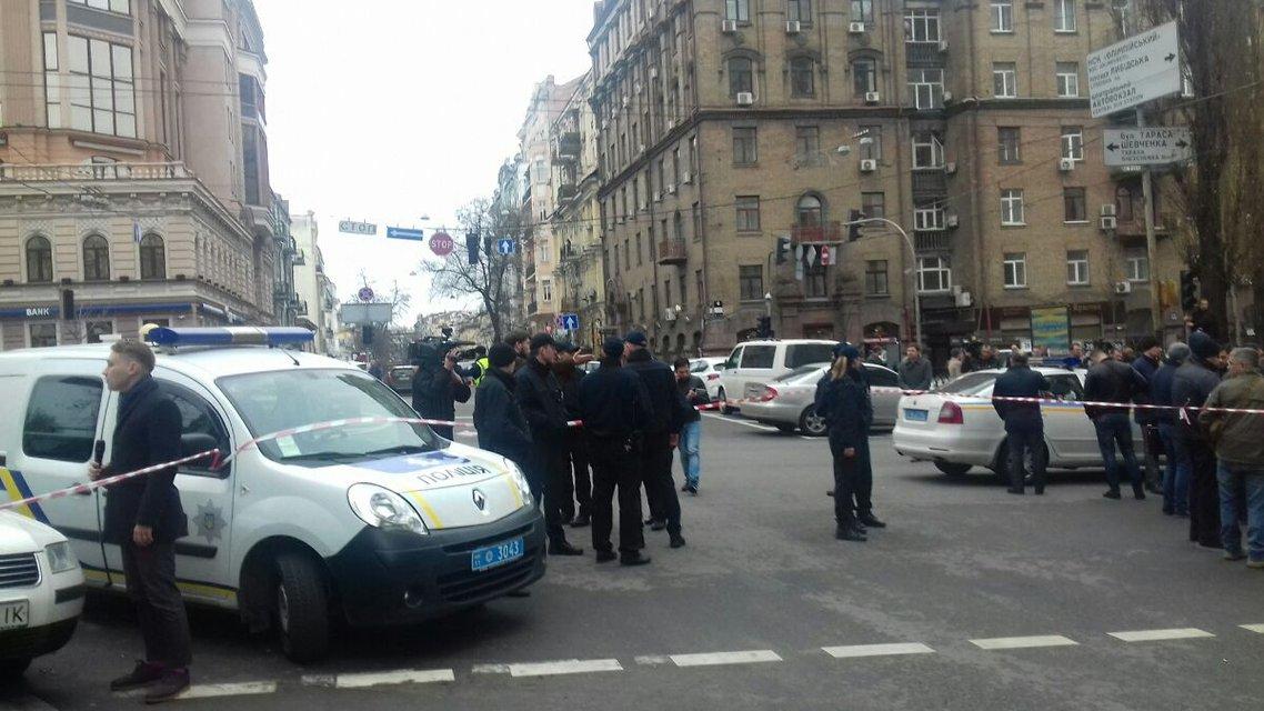 Раненого убийцу Вороненкова задержали полицейские (ОБНОВЛЕНО) - фото 39487