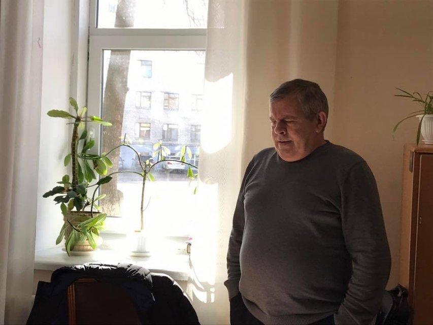 Глава сепаратистской ветеранской организации в Житомире напал на журналиста - фото 40135