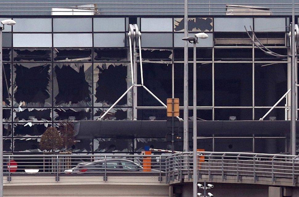 Антология бессилия. Теракты в Брюсселе как напоминание о беспомощности - фото 39264