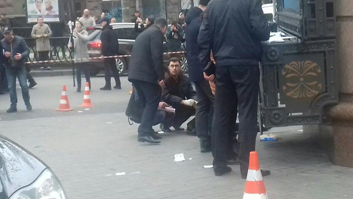 Убийство экс-депутата Госдумы Вороненкова: эксклюзивные фото и видео с места событий - фото 39508