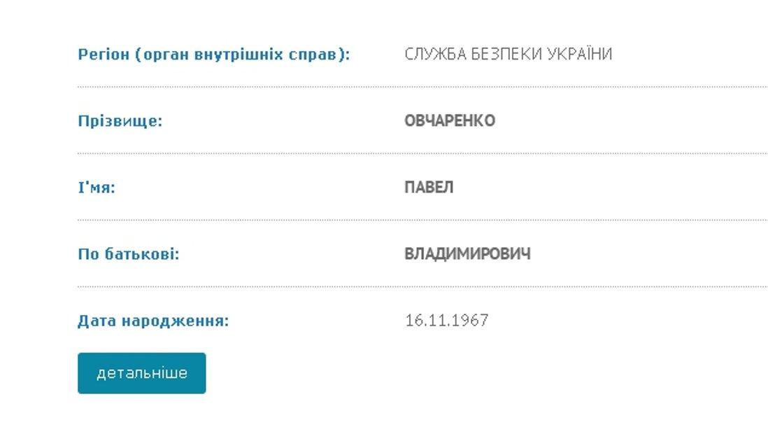 """Главу """"Укртатнафты"""" объявили в розыск - фото 38208"""