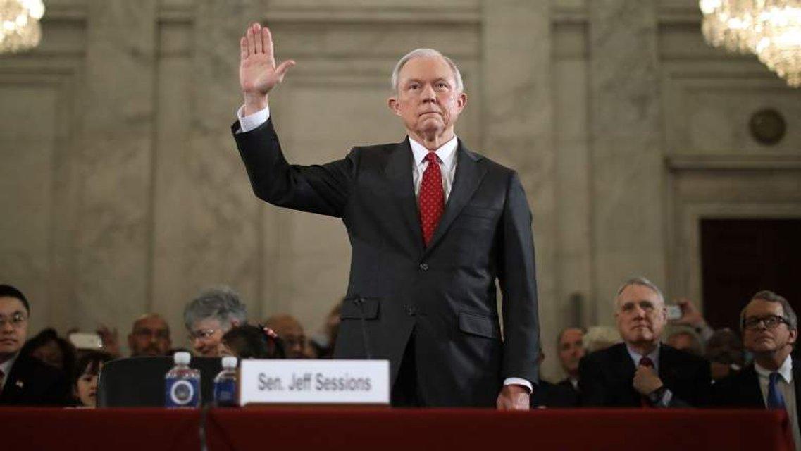 Генеральний прокурор США збрехав під присягою через Кисляка - фото 36912