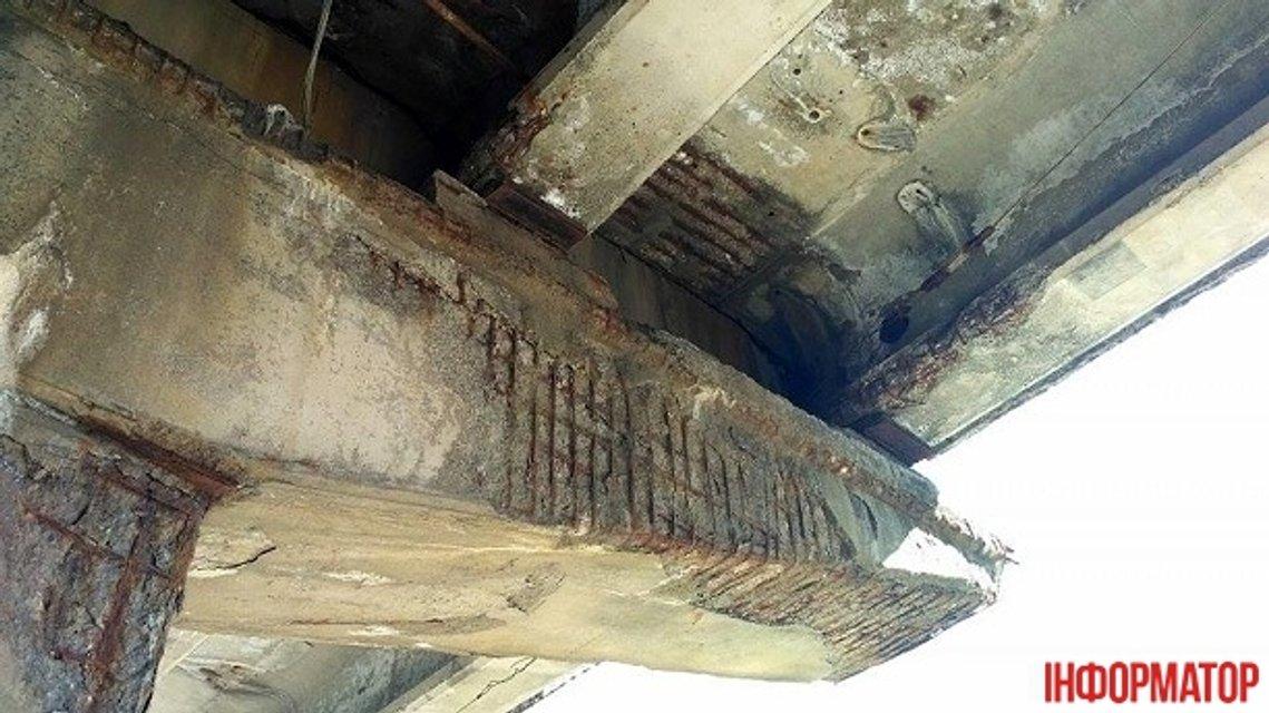 В Киеве рушится еще один мост - фото 40375