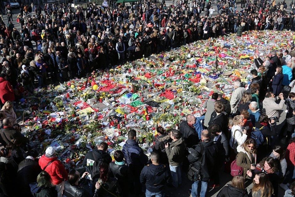 Антология бессилия. Теракты в Брюсселе как напоминание о беспомощности - фото 39265