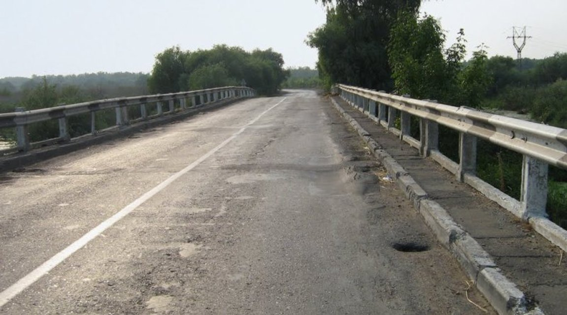 «Разводной» мост. Почему оттягивают  строительство трассы М-15? - фото 38985