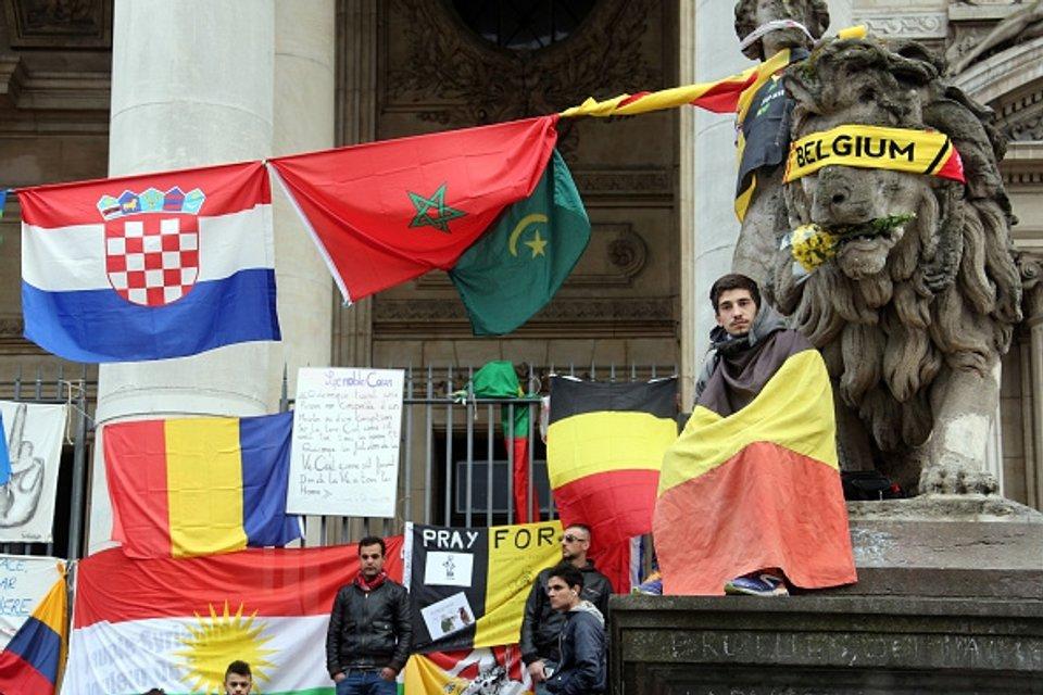 Антология бессилия. Теракты в Брюсселе как напоминание о беспомощности - фото 39267