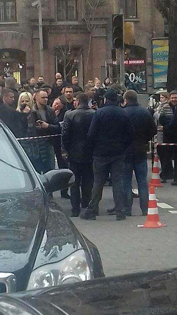 Раненого убийцу Вороненкова задержали полицейские (ОБНОВЛЕНО) - фото 39486