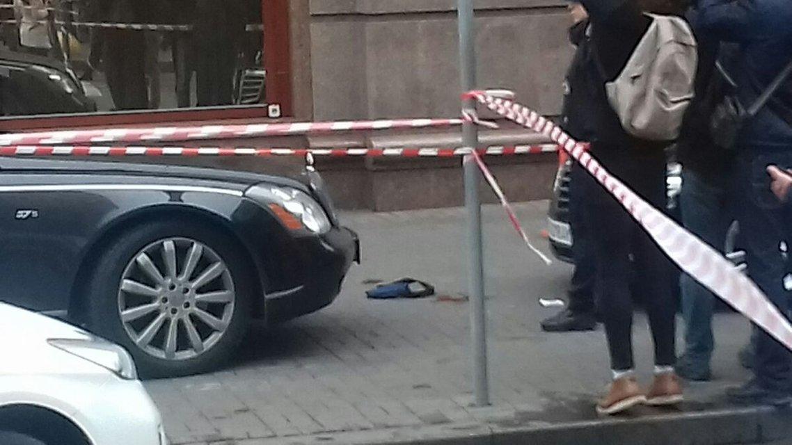 Раненого убийцу Вороненкова задержали полицейские (ОБНОВЛЕНО) - фото 39485