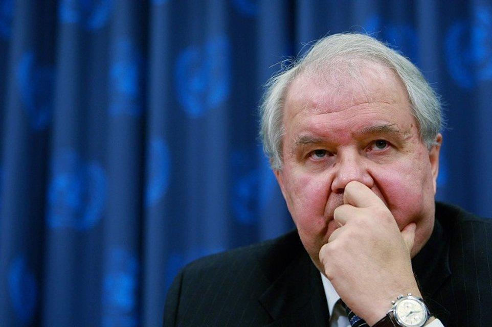 Російський позасланець мовчить - фото 36603