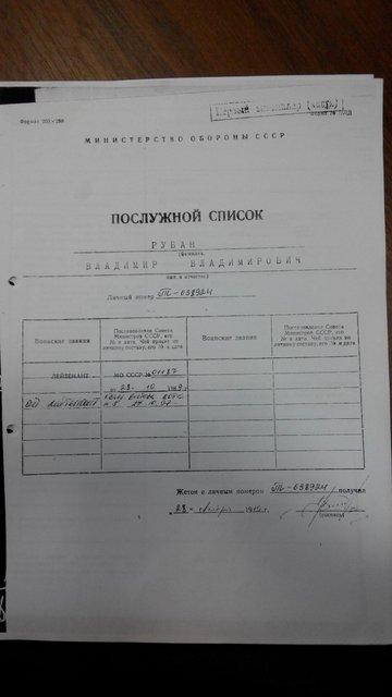 Возивший Савченко к боевикам генерал Рубан скрывает настоящие фамилию и звание - фото 37875