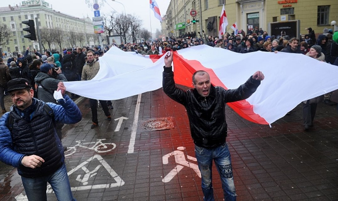 Мінськ, 25 березня - фото 39889