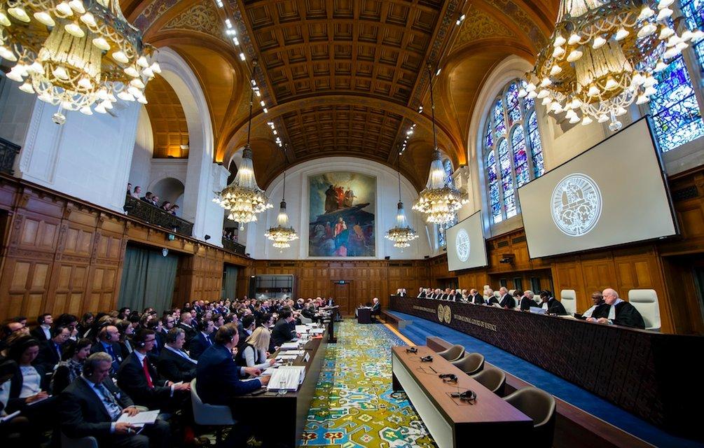 Росія фінансує тероризм. Промова представника України в Міжнародному суді ООН в Гаазі - фото 37200